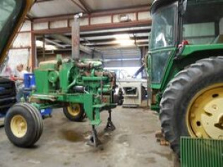 heavy equipment repair, diesel service, lubbock